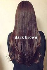 Natural Organic Coconut Oil Essence Black Hair Dye Shampoo Covering Gray Hair