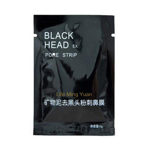 1/3/5/10 Pcs Blackhead Remove Face Nose Cleaner Mask Deep Cleansing Acne Treatment Pore Mud Facial Skincare Mask Makeup Tool - vendilos