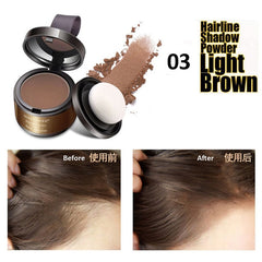 Hair Fluffy Powder Instantly Black Root Cover Up Natural Instant Hair Line