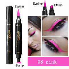 Double-Headed Seal Eyeliner Stamp