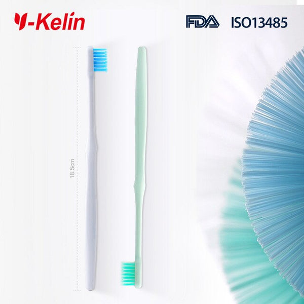 New Arrival Y-kelin U-shaped Orthodontic Toothbrush Soft Bristle orthodontia teeth brush brace  toothbrush small head - vendilos