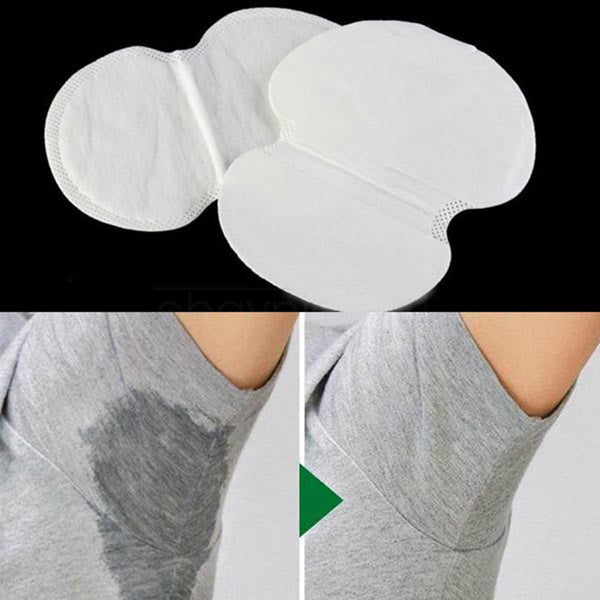 Sweat Pads for Underarm Gasket from Sweat Absorbing Pads for Armpits Linings Disposable