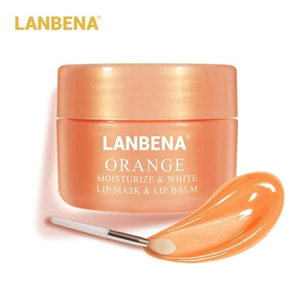 Lip Sleeping Mask Maintenance Moistened Lip Balm The Pink lip Bleaching Cream Winter Nourish Protect Lip