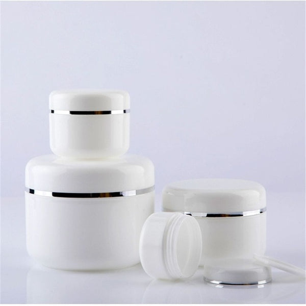 20/30/50/100/150/250ml Refillable Bottles Travel Face Cream Lotion Cosmetic Container Plastic Empty Makeup - vendilos