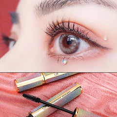 1pcs Starry Eyelash Extension Black Thick Lengthening Eye Lashes 4D Slim Curling Waterproof Cosmetics
