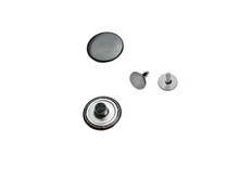 Load image into Gallery viewer, jeans buttons, rustproof, sewing free, 14mm, 17mm, 20mm, metal buttons, fixed base