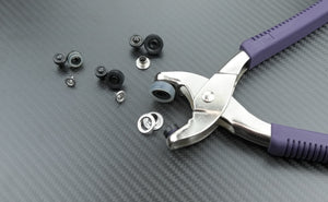 Eyelet tools for IstaTools® eyelets, suitable for the Vario pliers