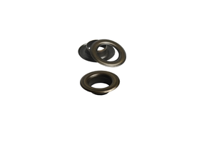 Brass eyelets from IstaTools® in 3mm, 4mm, 5mm, 6mm or 7mm inside dimensions