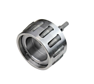 Professional pipe expander for downpipes DN 100 in hexagon socket.