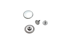 Upload the image to the gallery viewer, jeans buttons, rustproof, non-sewing, 14mm, 17mm, 20mm, metal buttons, movable base
