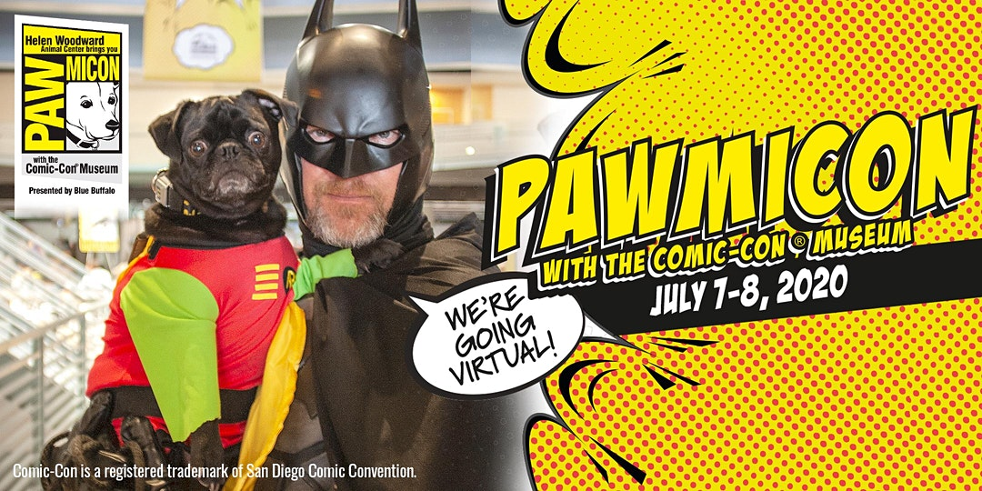 We'll see you at PAWmicon!