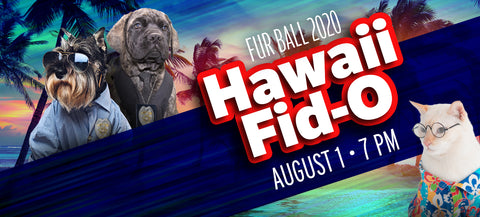 Hawaii Fid-o dog fundraiser