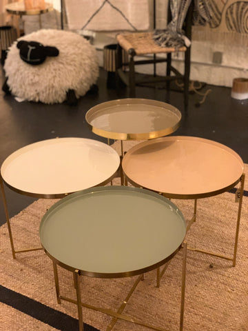 TABLE BASSE/ TABLE D'APPOINT