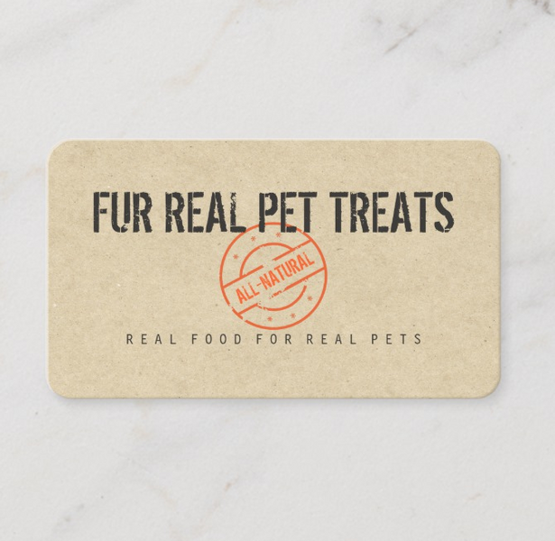 How Fur Real Pet Treats Got It's Start