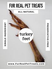 Load image into Gallery viewer, Turkey Feet