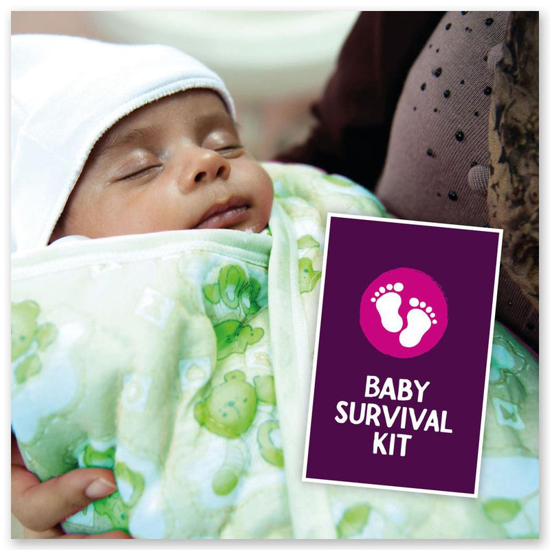 Baby Survival Kit Alternative Gift