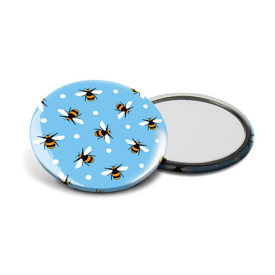 Bee Handbag Mirror