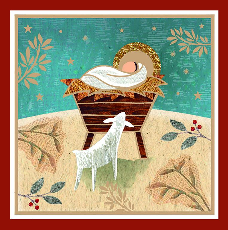 Prince of Peace Christmas cards - pack of 10