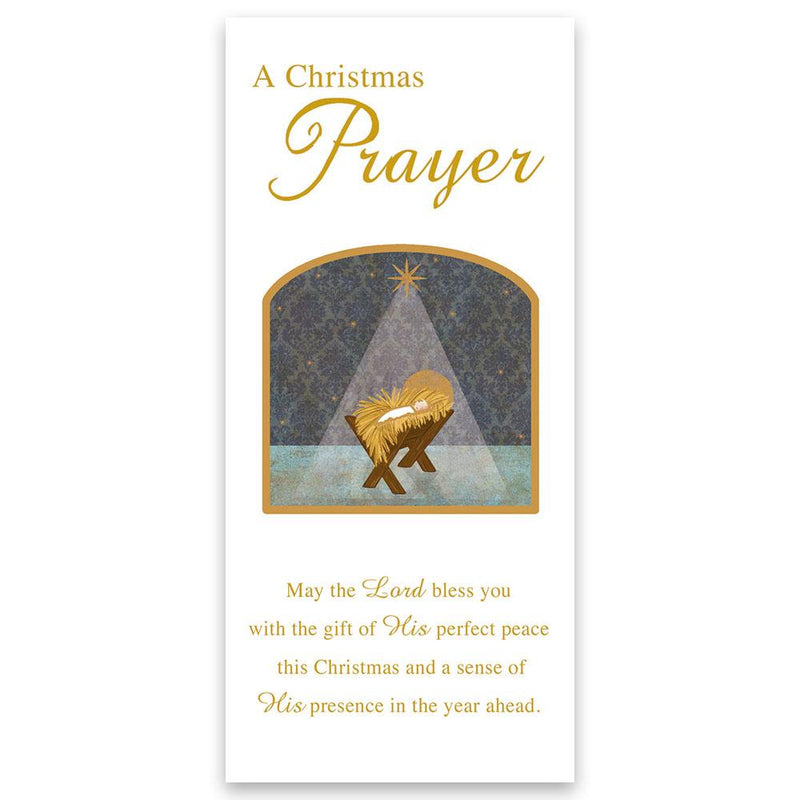 A Christmas Prayer Christmas cards - pack of 10