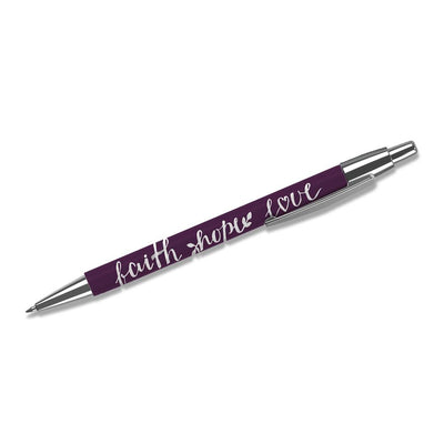 Faith Hope Love Pen