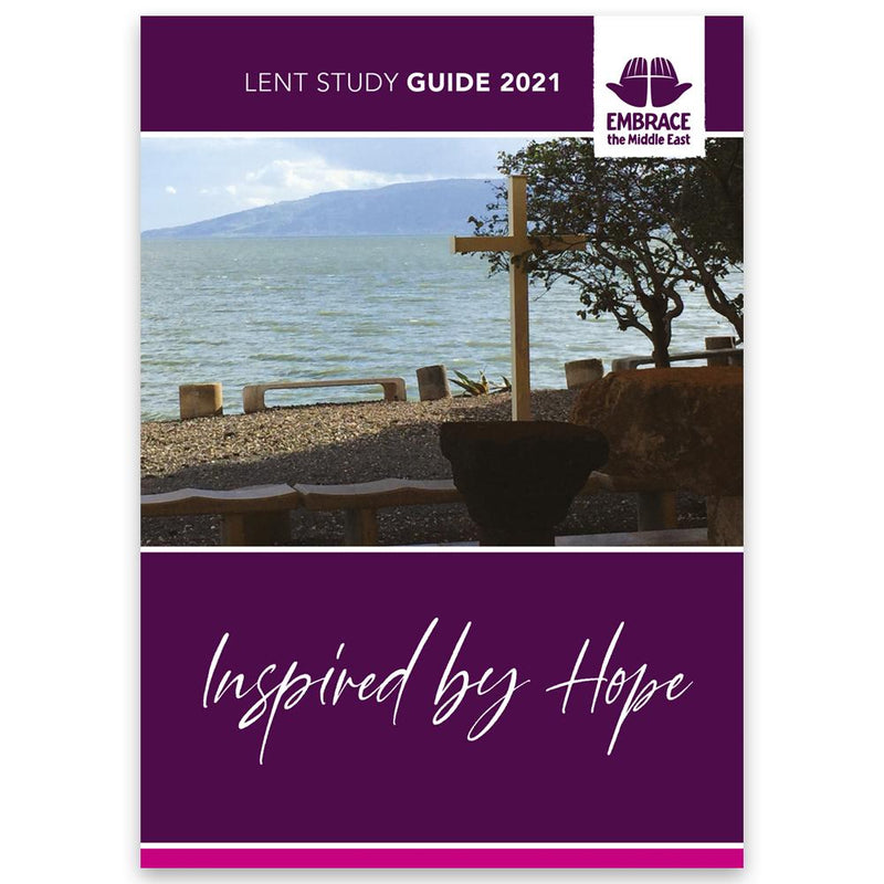 Lent Study Guide 2021 - Inspired by Hope