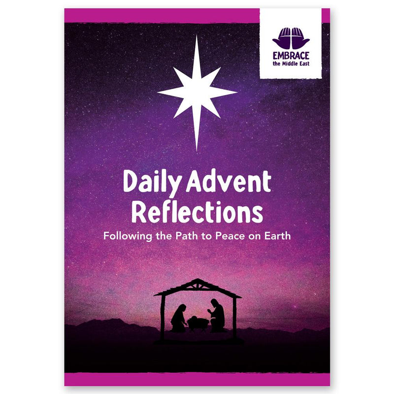 Daily Advent Reflections Book