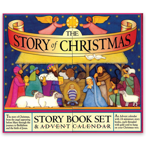 Story of Christmas Advent Calendar
