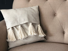 Load image into Gallery viewer, Mimi's Fancy Stitches Tassel Front Accent Pillows