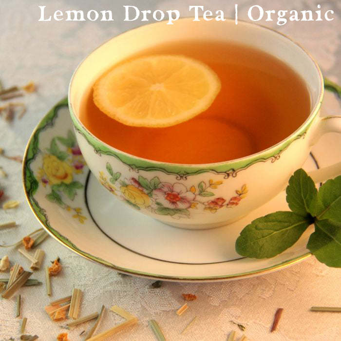 Lemon Drop Tea, Organic 1/2 LB