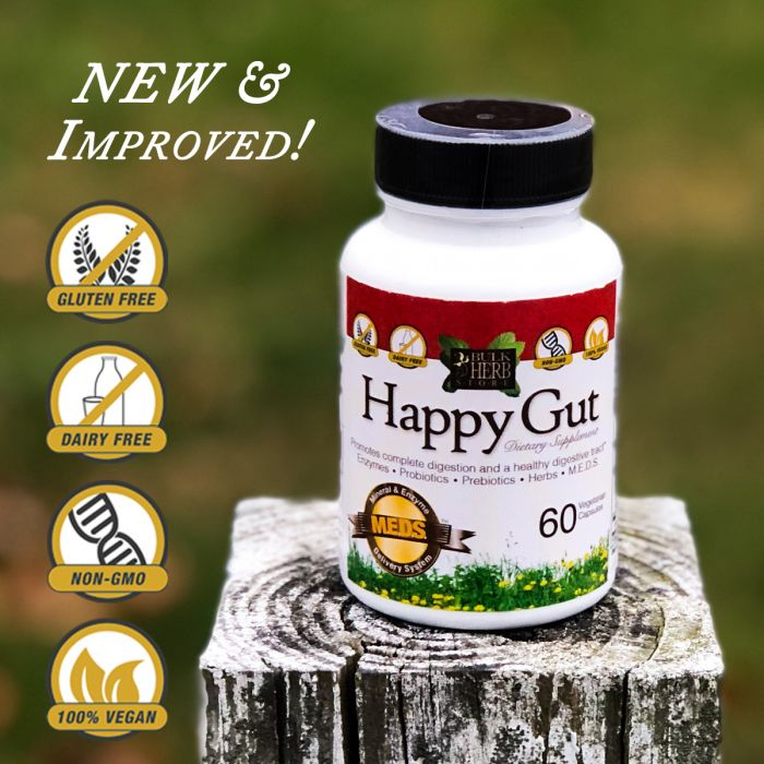Happy Gut Dietary Supplement