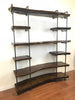 SPECIAL PROJECT- Live Edge Industrial Envy Shelves