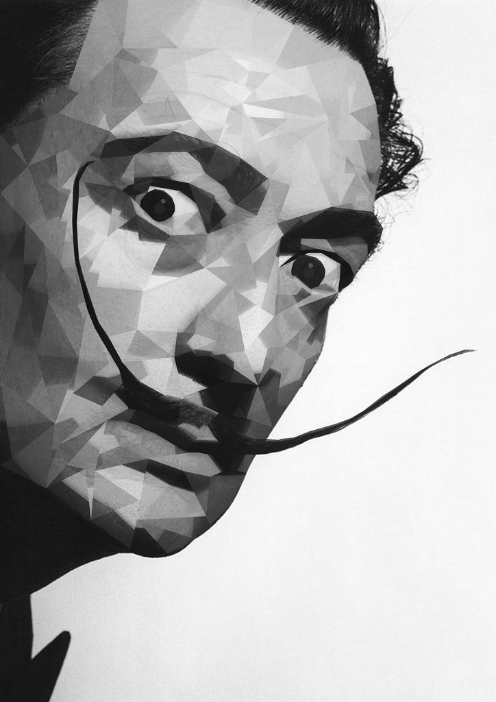 2018 is going to be an amazing year for YOU and you need to try this Salvador Dali recipe just for fun!