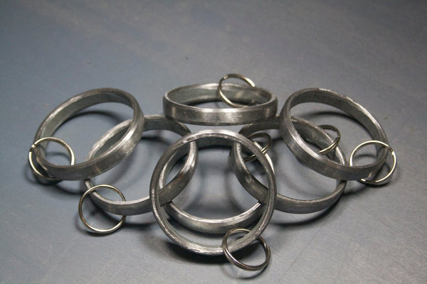 Curtain Rings - Industrial Curtain Rings, Pack Of 7