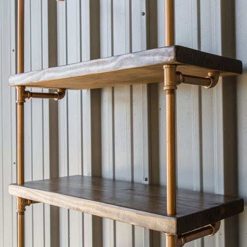 Shelving - Industrial Bookshelf