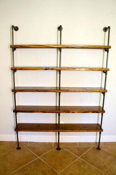 Shelving - Industrial Chic Bookshelves