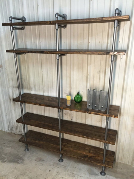 Shelving - Industrial Large Shelving Unit