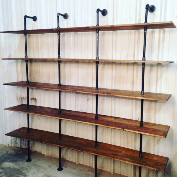 Shelving - Modern Industrial Shelf Unit