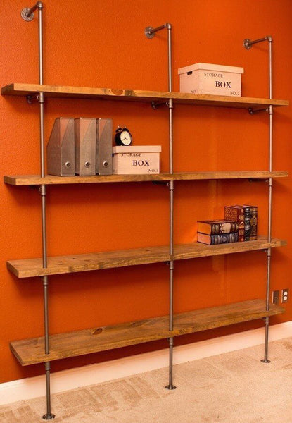Shelving - The Original Industrial Pipe Shelving