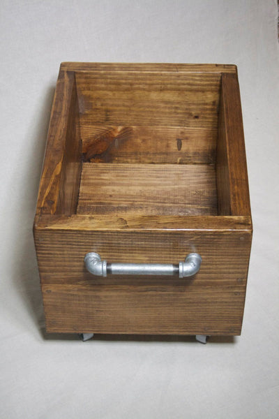 Storage - Industrial Storage Box On Casters