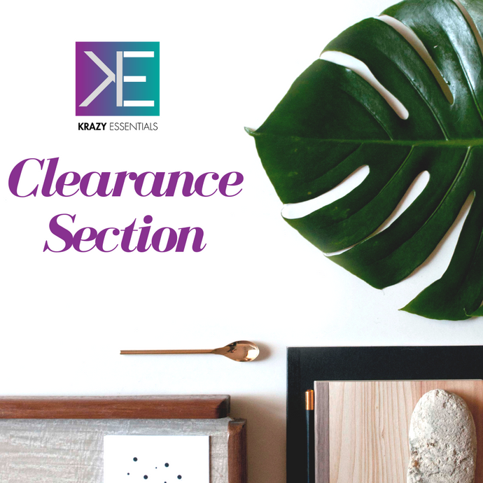 Clearance Flavors and Fragrances