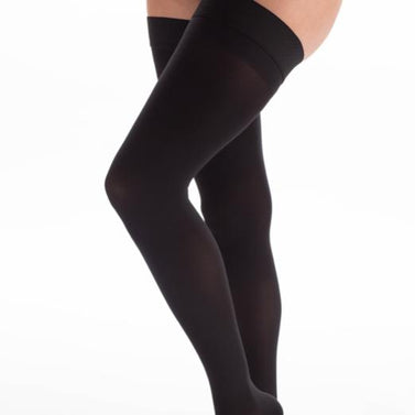 Couture Thigh High Compression Stockings 15-20mmHg