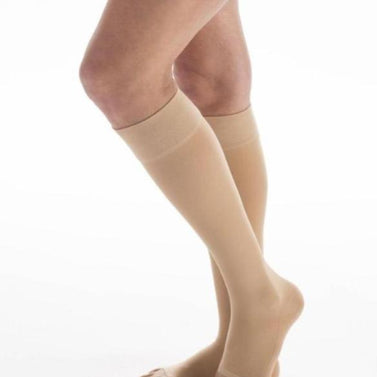 Couture Below Knee Compression Stockings 15-20mmHg