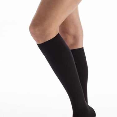 Couture Below Knee Compression Stockings 30-40mmHg