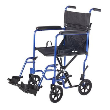 "19"" Aluminum Companion Chair"