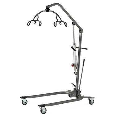 Manual Hydraulic Patient Lift, 6-Point Cradle