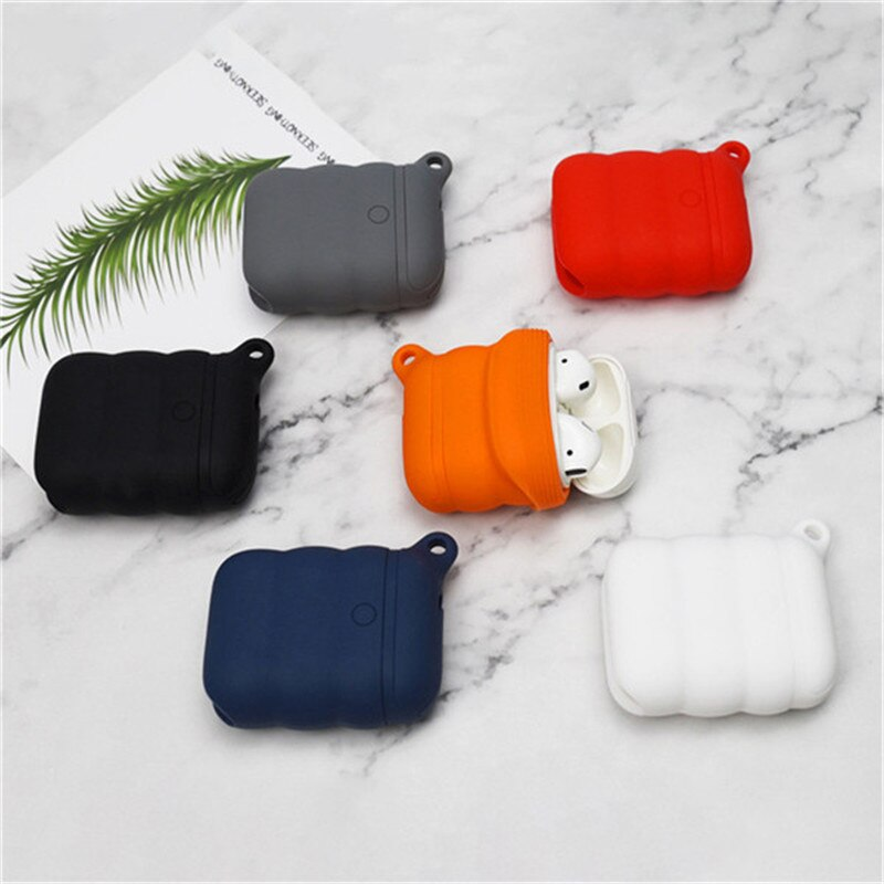 Exclusive Luxury Silicone AirPods Cases - PodJacket™ - PodJacket™