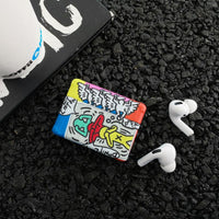 Graffiti Cases For AirPods 1/2/Pro - PodJacket™ - PodJacket AirPods Cases