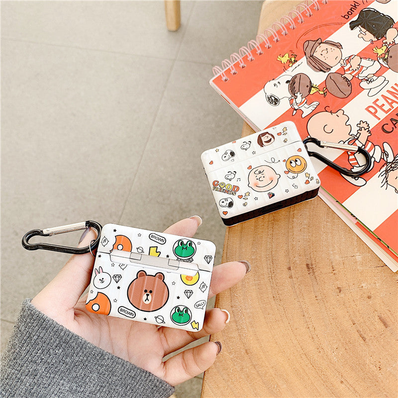 Peanuts Inspired Cases For AirPods Pro - PodJacket™ - PodJacket AirPods Cases