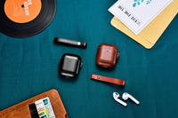 Premium Genuine Leather AirPods Cases - PodJacket™ - PodJacket AirPods Cases