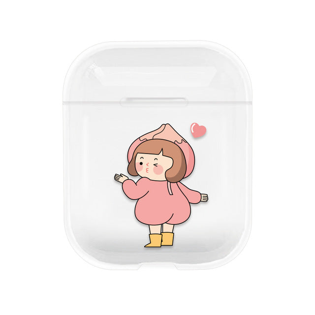 Transparent Clipart PodJacket™ for AirPods 1/2 - PodJacket AirPods Cases